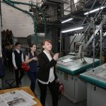 Как происходит печать газеты дети видели впервые