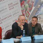 Сергей Бурлаку представил свою любимую книгу «Василий Теркин»