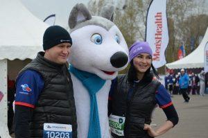 Всероссийская акция ЗаБег в Красноярске