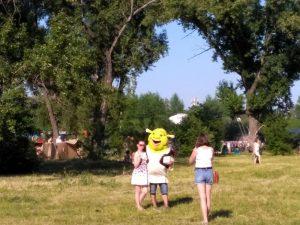"""Фестиваль """"Зеленый"""" на острове Татышев. 23-24 июня 2018 года"""