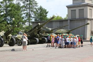 День памяти и скорби в Красноярске. 22 июня 2018 года