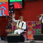 Специальный гость, мировая звезда Горан Брегович и его ансамбль The Wedding and Funeral Band стал завершающим аккордом юбилейного фестиваля.