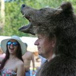 Медведей здесь никто не боялся