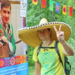 Территорию фестиваля украсили баннерами с победителями и лауреатами  прошлых лет