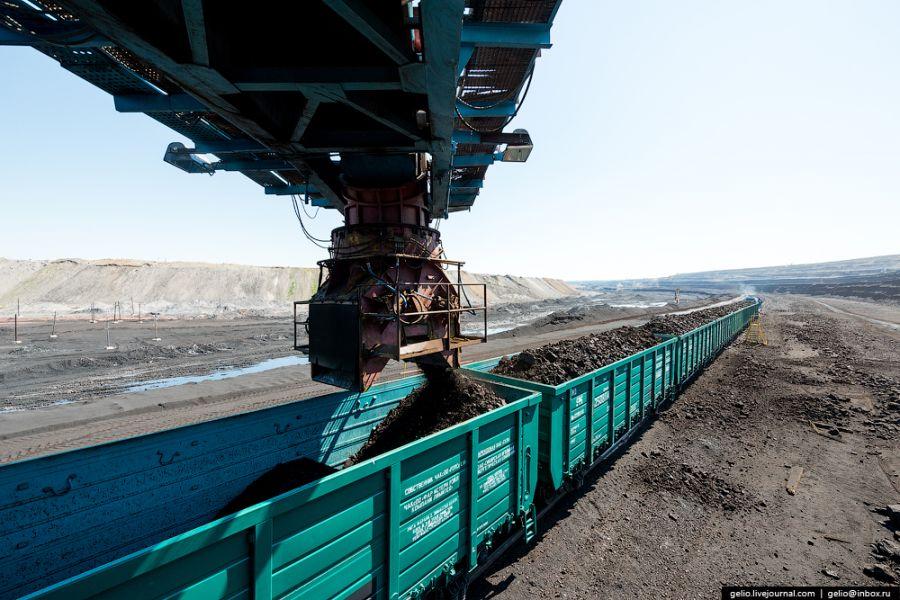 Перевозки грузов на Красноярской ЖД выросли на 5%