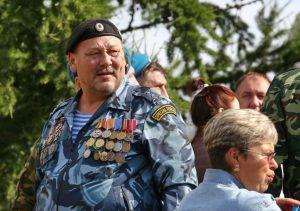 День Воздушно-десантных войск в Красноярске. 2 августа 2018 года
