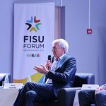 Председатель образовательного комитета МОК Бэрри Мейстер рассказывает о лидерах, которые нужны спорту