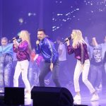Церемония открытия форума FISU началась с яркого вокально-танцевального номера