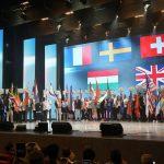 Парад стран-участниц - главное украшение церемонии открытия