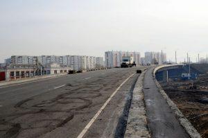Развязку на Волочаевской готовят к пуску. 19 октября 2018 года