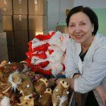 Светлана Ивановна Аксененко работает на фабрике уже более 40 лет