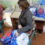 А вот в таких рюкзачках дети получат свои подарки всего через несколько недель