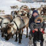 Дудинцы и норильчане приезжают на праздник семьями