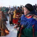 Кормление огня – один из самых важных ритуалов, который объединяет все северные этносы