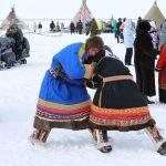 Северная борьба – обязательный и очень зрелищный этап праздника