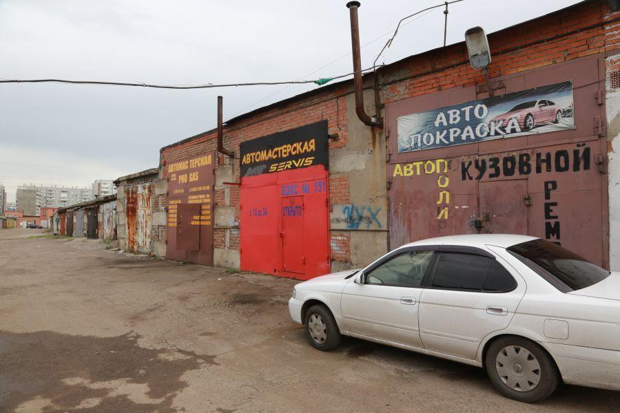В Красноярске упростят оформления гаражей и земельных участков