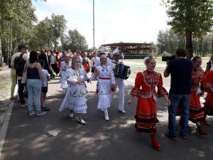 Содружество народов Красноярского края в День России. 12 июня 2019 года