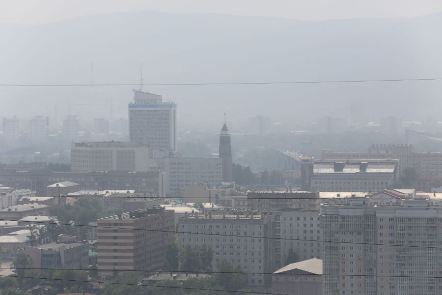 >Вредные выбросы в Красноярске и Норильске сократят на 20 процентов