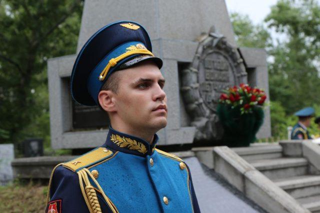 Летчика «Алсиба» захоронили на Троицком кладбище. 5 июля 2019 года