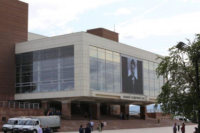 Прощание с Павлом Стефановичем Федирко в Красноярске. 13 августа 2019 года