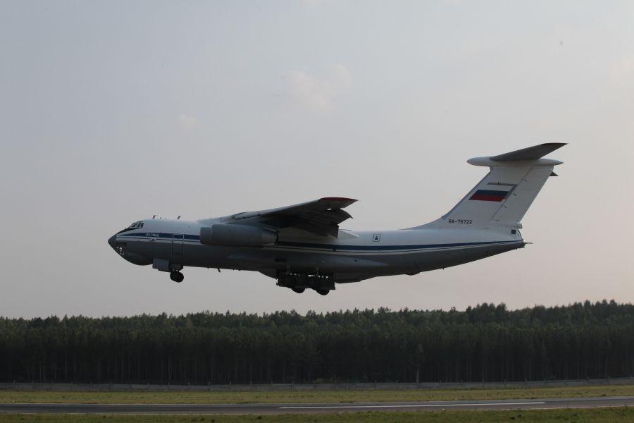 В Новосибирске экстренно сел самолет, летевший из Красноярска в Сочи