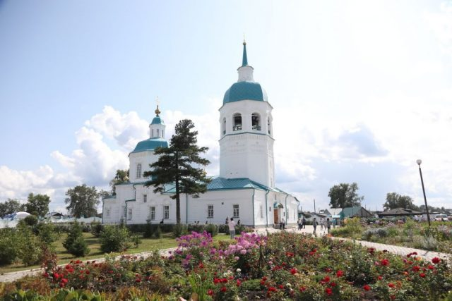 Празднование 400-летия Енисейска. 10 августа 2019 года