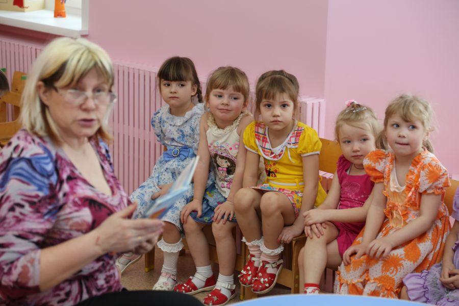 Построенный 60 лет назад детсад № 276 в Красноярске признали аварийным и закрыли