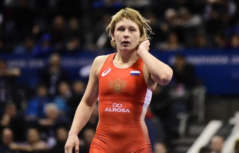 >Ольга Хорошавцева – бронзовый призер чемпионата мира по спортивной борьбе