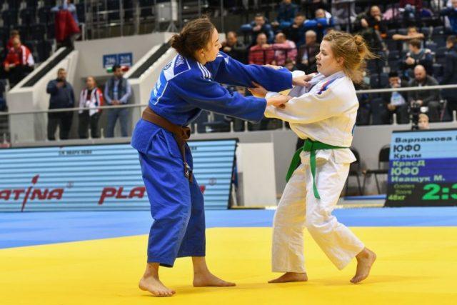 Первенство России по дзюдо среди юниоров и юниорок до 21 года. Красноярск. 14 ноября 2019 года