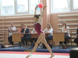 Дарья Холопова - главная надежда сборной края.