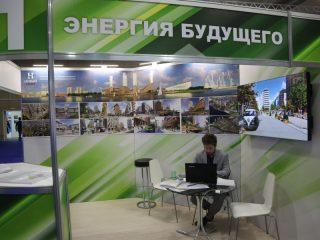 Вариант комплексной застройки территории Красноярской нефтебазы на форуме был предложен компанией КНП