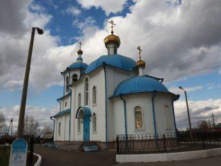Центр Березовки