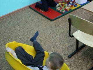 Необычные уроки в классе для особых детей