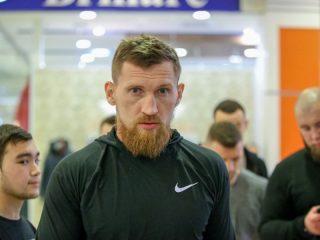 «Русская Кувалда» Дмитрий Кудряшов