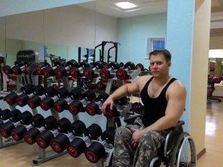 Спорт помог Сергею Друзенко обрести полноценную жизнь после аварии