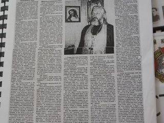 В музее бережно хранят память о местном священнике Александре Суматохине, к которому люди ехали за сотни километров.