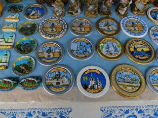 Сувениры. созданные руками Дениса и его жены Алены