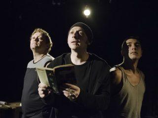 Знаменитая гоголевская тройка в интерпретации лесосибирского театра Поиск