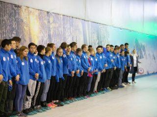 В соревнованиях принимали участие и взрослые, и дети