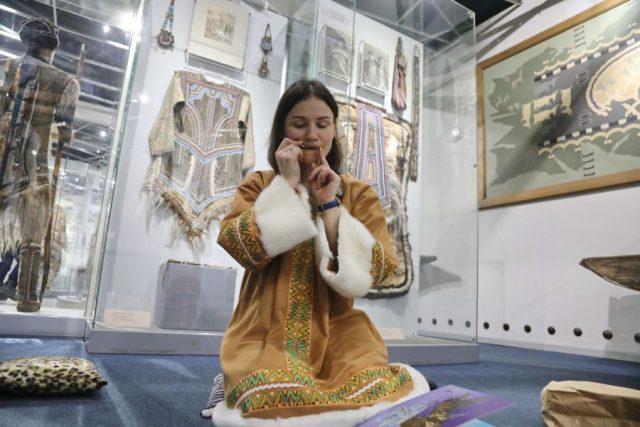 День рождения Красноярского краеведческого музея. 26 февраля 2020 года