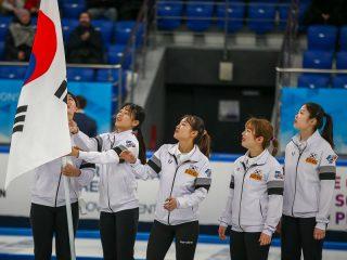 В первый день соревнований прошло официальное открытие соревнований