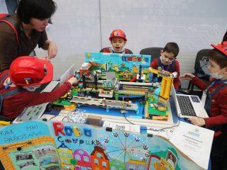Тема робототехнического сезона – 2020 – градостроительство
