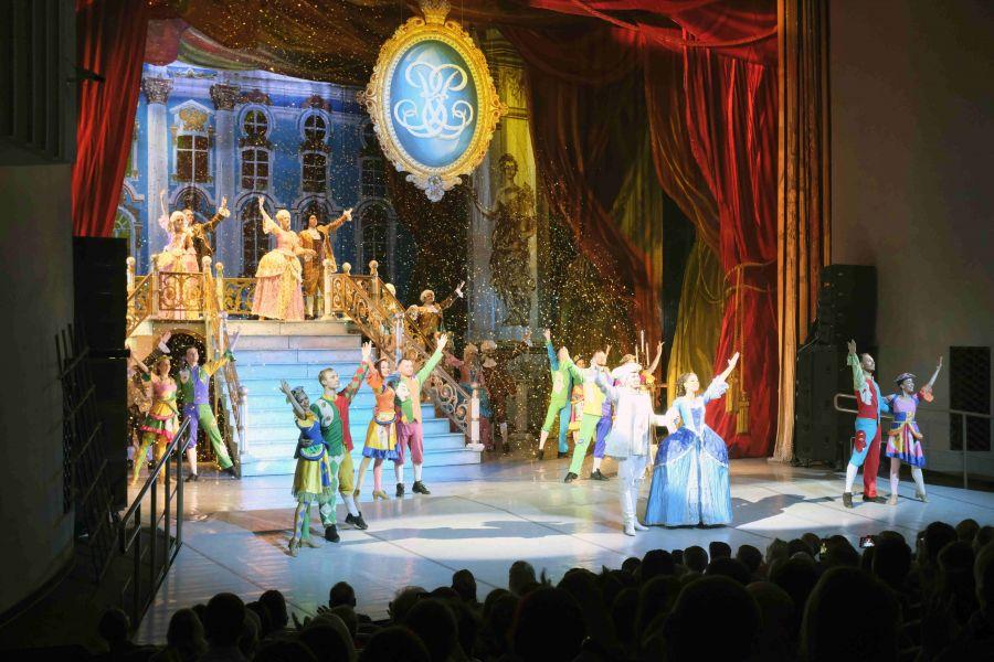 Фото предоставлено пресс-службой Красноярского музыкального театра