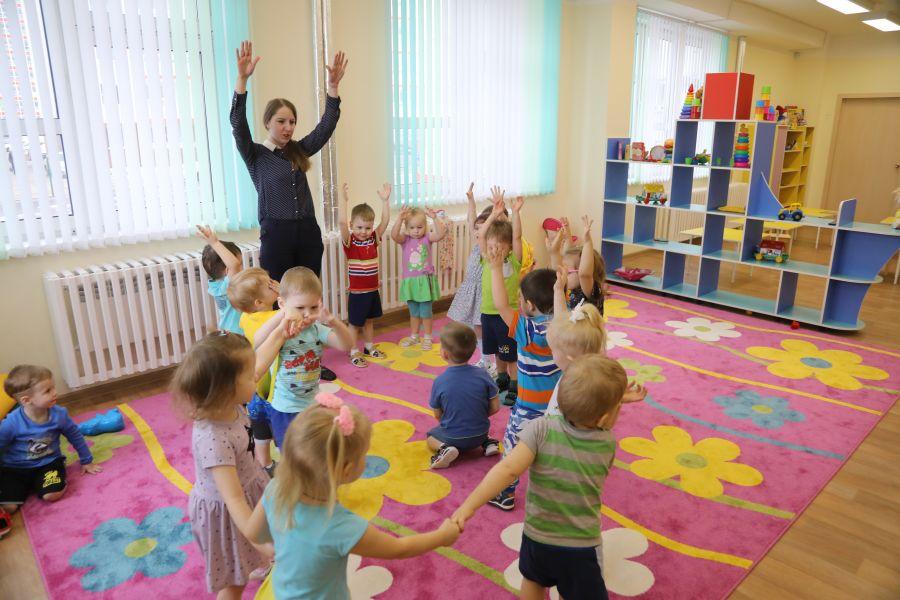 На карантине из-за коронавируса находятся 113 педагогов красноярских детских садов