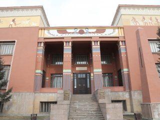 Краеведческий музей тоже закрыл двери