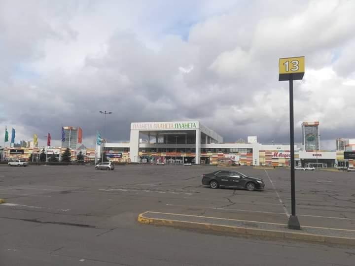 Мэрия Красноярска утвердила проект увеличения торговых площадей ТРЦ «Планета»