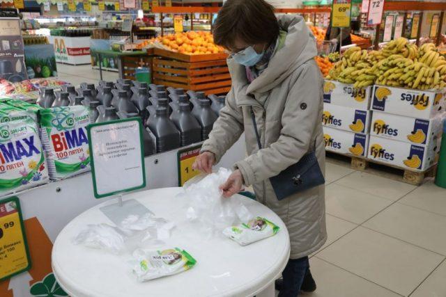 Красноярск в режиме всеобщей самоизоляции. 1 апреля 2020 года