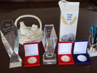 Продукция компании неоднократно побеждала в номинации «Лучший продовольственный товар Красноярского края»
