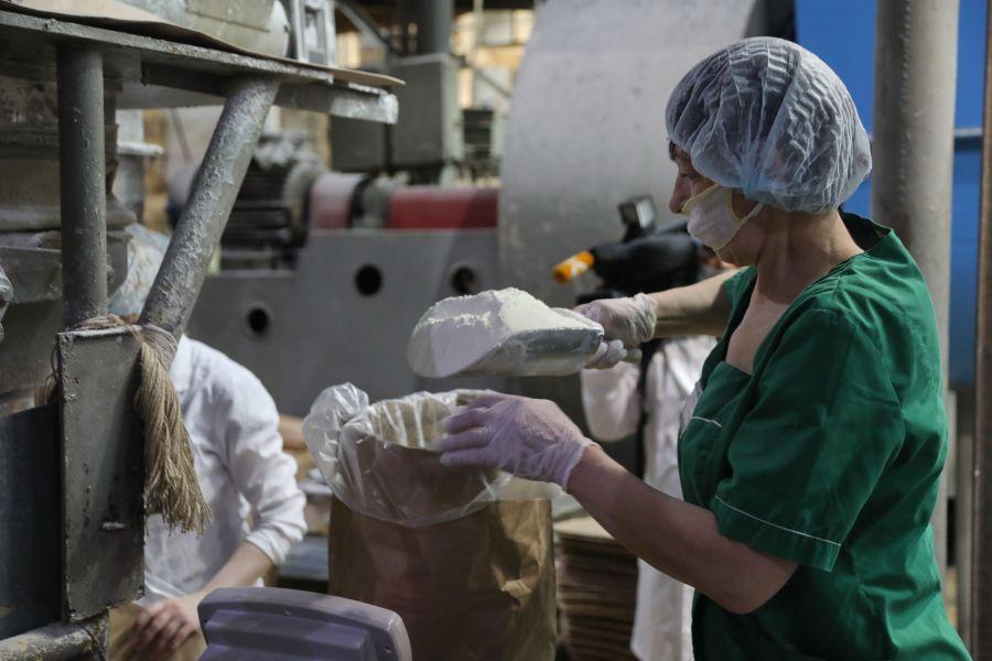 >Резко упало производство молочных продуктов в Красноярском крае