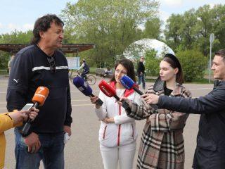 Представитель наблюдательного совета парка Андрей Болсуновский рассказал о планах по развитию спортивно-рекреационной инфраструктуры острова